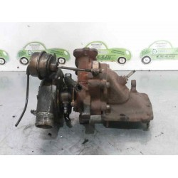 TURBOCOMPRESSOR PEUGEOT 307 (S1) XS 2.0 HDi FAP CAT (107 CV) | 09.01 - 12.04