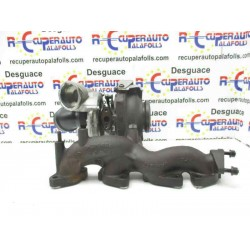 TURBOCOMPRESSOR MITSUBISHI LANCER BERLINA (CY0) Intense 2.0 DI-D CAT (140 CV) | 02.08 - 12.11