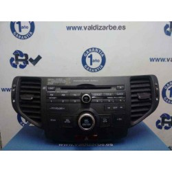SISTEMA AUDIO / RADIO CD HONDA ACCORD TOURER (CW) 2.2 DTEC CAT (150 CV) | 0.08 - ...