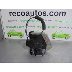 FECHADURA PORTA TRAS. ESQ. LEXUS IS200 (DS2/IS2) 2.2 D-CAT (177 CV) | 0.05 - 0.13