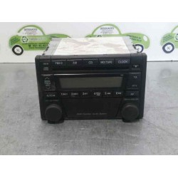 SISTEMA AUDIO / RADIO CD MAZDA 323 BERL. F/S (BJ) 1.6 CAT (98 CV) | 0.00 - 0.03