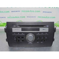 SISTEMA AUDIO / RADIO CD SUZUKI SX4 RW (EY) 1.6 16V CAT (107 CV) | 0.06 - ...