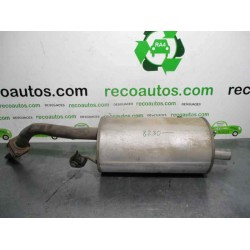 TUBO ESCAPE TRAS. MAZDA 323 BERLINA F/S (BJ) 1.5 16V CAT (88 CV) | 0.98 - 0.03